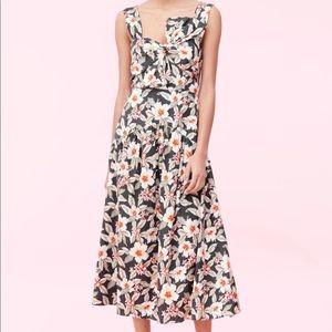 Rebecca Taylor Kamea Fleur Bow Dress BNWT